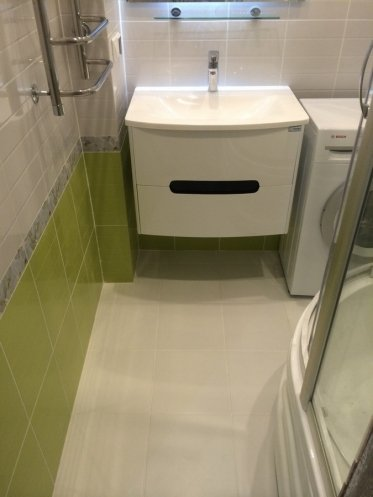 Ремонт ванной комнаты и санузла