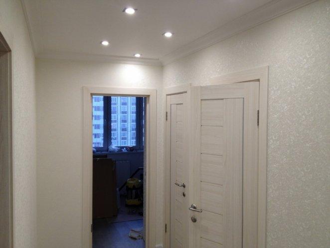 Евроремонт в квартире, Митинская дом 49